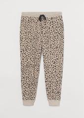 H&M H & M - H & M+ Pajama Pants - Brown