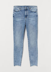 H&M H & M - H & M+ Shaping High Jeans - Blue