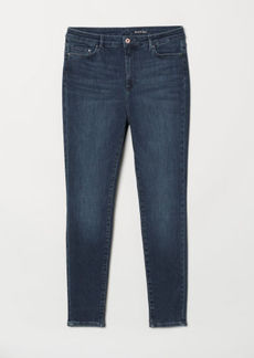 H&M H & M - H & M+ Shaping Skinny High Jeans - Blue
