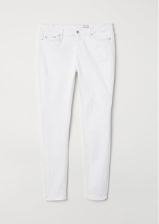 H&M H & M - H & M+ Shaping Skinny Jeans - White