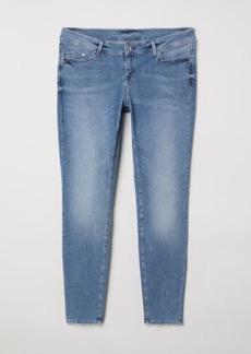H&M H & M - H & M+ Skinny Low Jeans - Blue