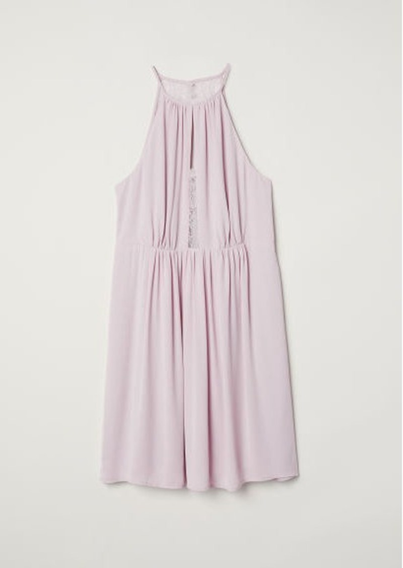 H&M H & M - H & M+ Sleeveless Dress - Pink