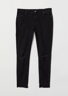 H&M H & M - H & M+ Super Skinny Jeans - Gray