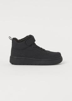 H&M H & M - High Tops - Black