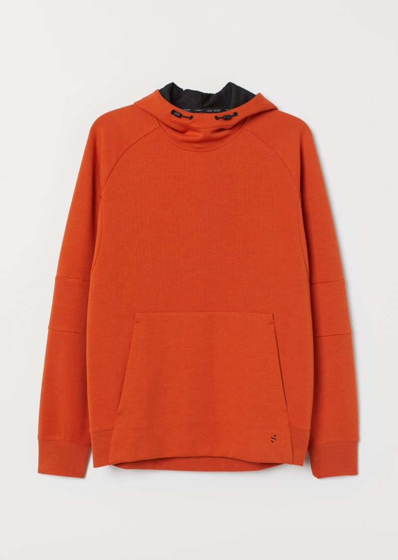 H&M H & M - Sports Hoodie - Orange