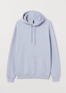 H&M H & M - Hooded Sweatshirt - Blue