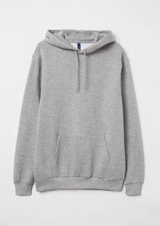 H&M H & M - Hooded Sweatshirt - Gray
