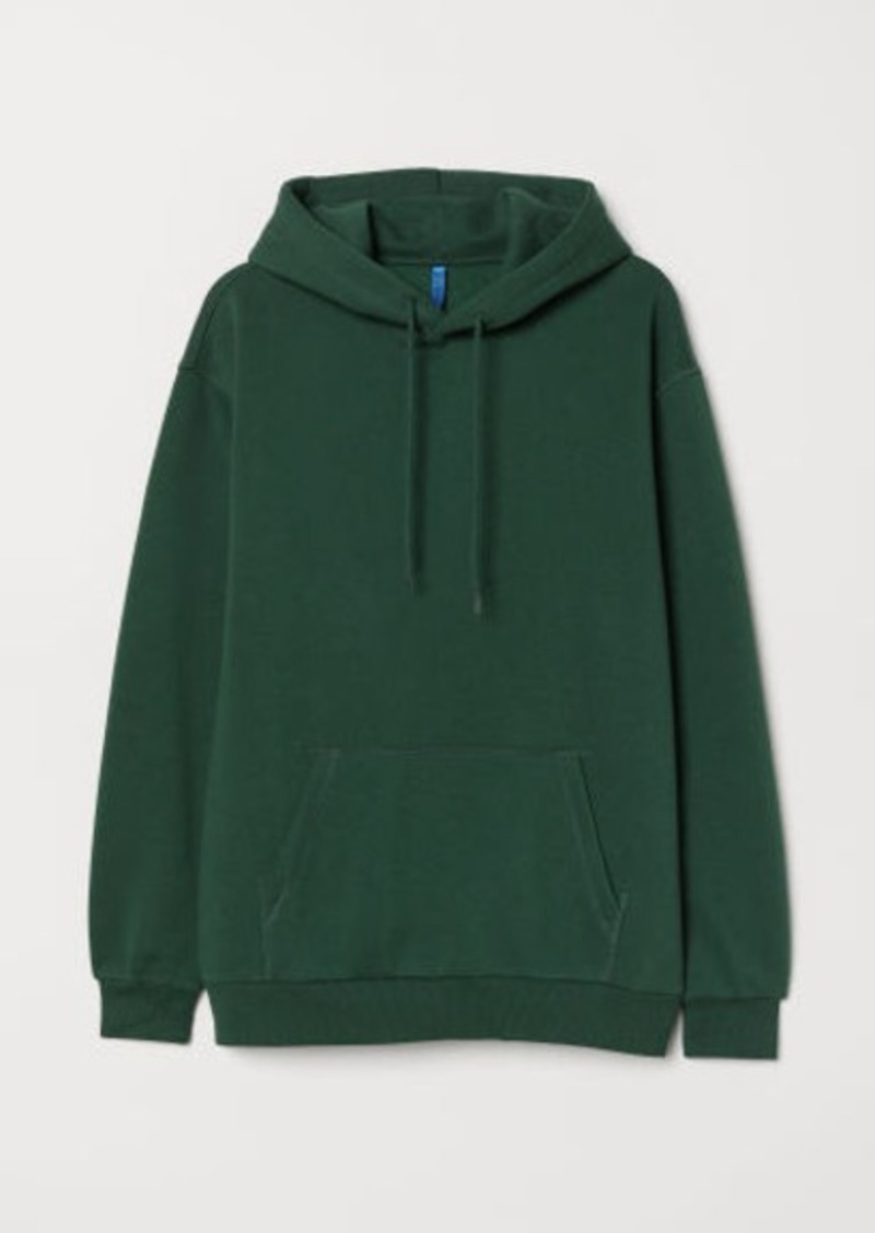 H&M H & M - Hoodie - Green