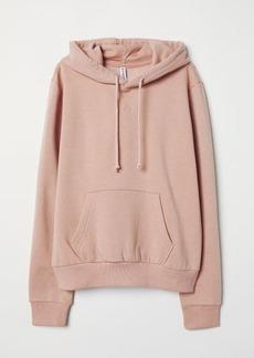H&M H & M - Hooded Sweatshirt - Orange