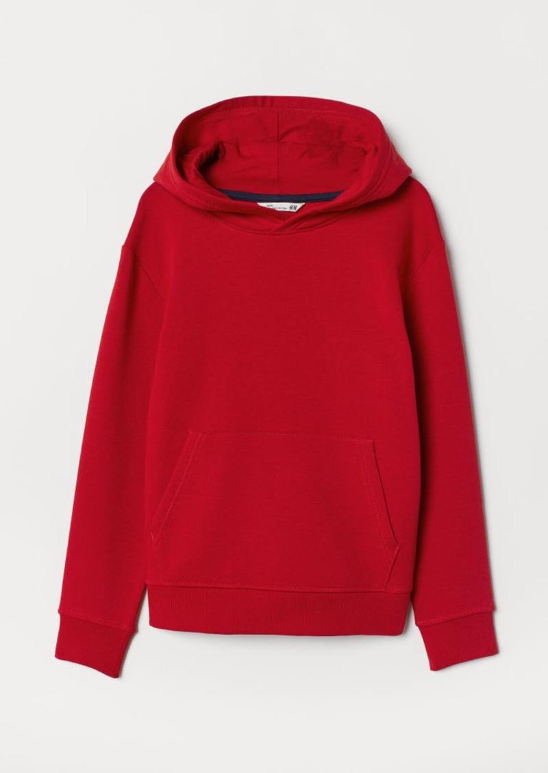 H&M H & M - Hoodie - Red