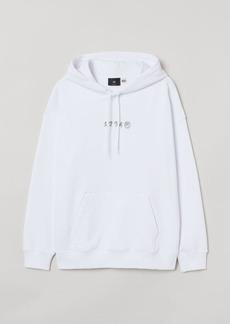 H&M H & M - Hoodie - White