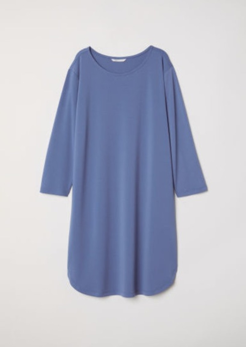 62f2d2fb3 SALE! H&M H & M - Jersey Dress - Blue