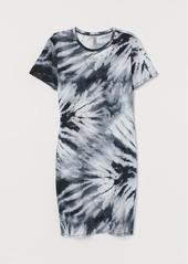H&M H & M - Jersey Dress - Gray