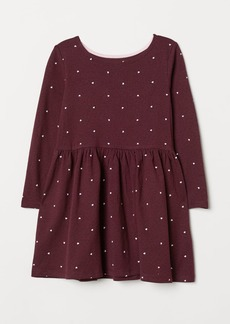 H&M H & M - Jersey Dress - Red