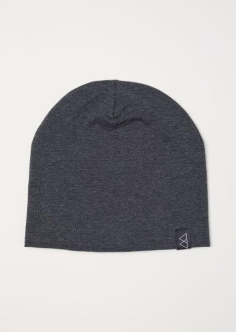 H M H   M - Jersey Hat - Black 22a457c0766