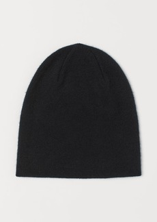 H&M H & M - Jersey Hat - Black