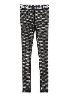 H&M H & M - Jersey Leggings - Black