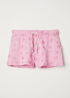 H&M H & M - Jersey Shorts - Pink
