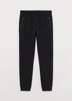 H&M H & M - Joggers - Black