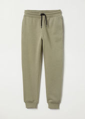 H&M H & M - Cotton-blend Joggers - Green
