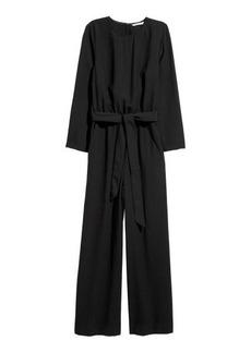H&M H & M - Jumpsuit - Black