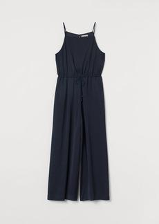 H&M H & M - Jumpsuit - Blue