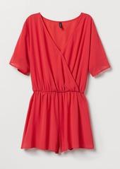 H&M H & M - Jumpsuit - Red