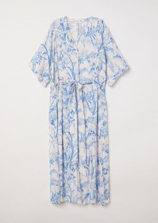 H&M H & M - Kaftan Dress - Beige