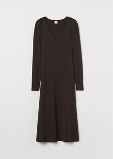 H&M H & M - Knit Dress - Brown