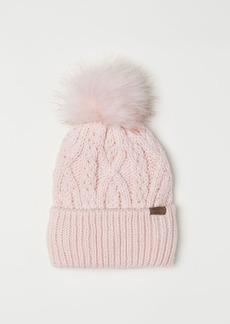 H&M H & M - Knit Hat - Pink