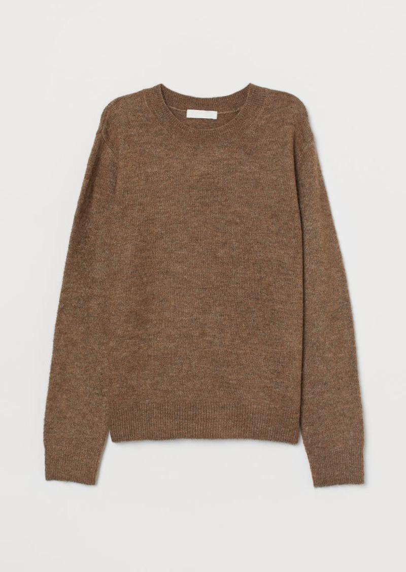 H&M H & M - Knit Sweater - Beige
