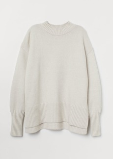 H&M H & M - Knit Sweater - Brown