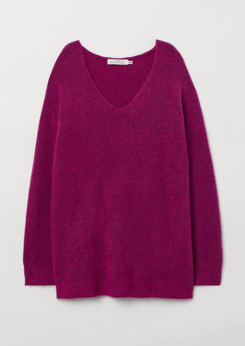 H&M H & M - Knit Sweater - Pink