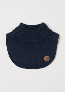 H&M H & M - Knit Turtleneck Collar - Blue