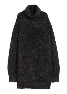 H&M H & M - Knit Turtleneck Sweater - Black
