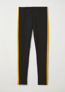 H&M H & M - Leggings - Black