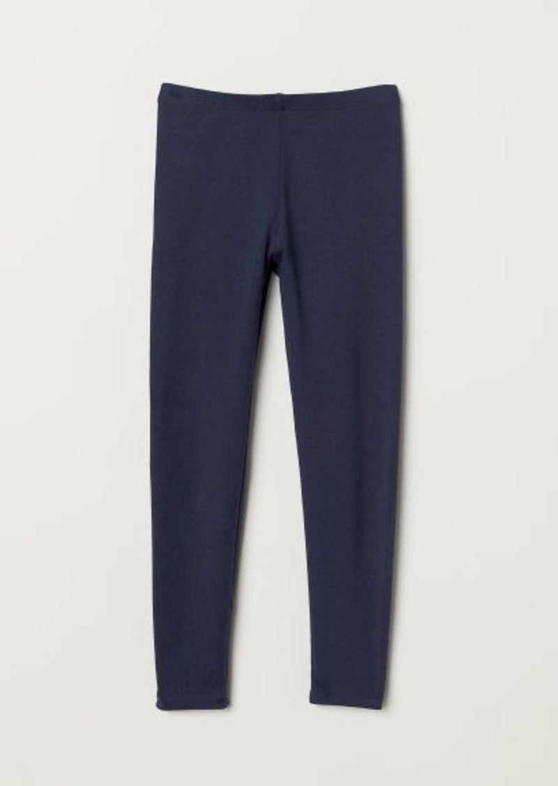 H&M H & M - Leggings - Blue
