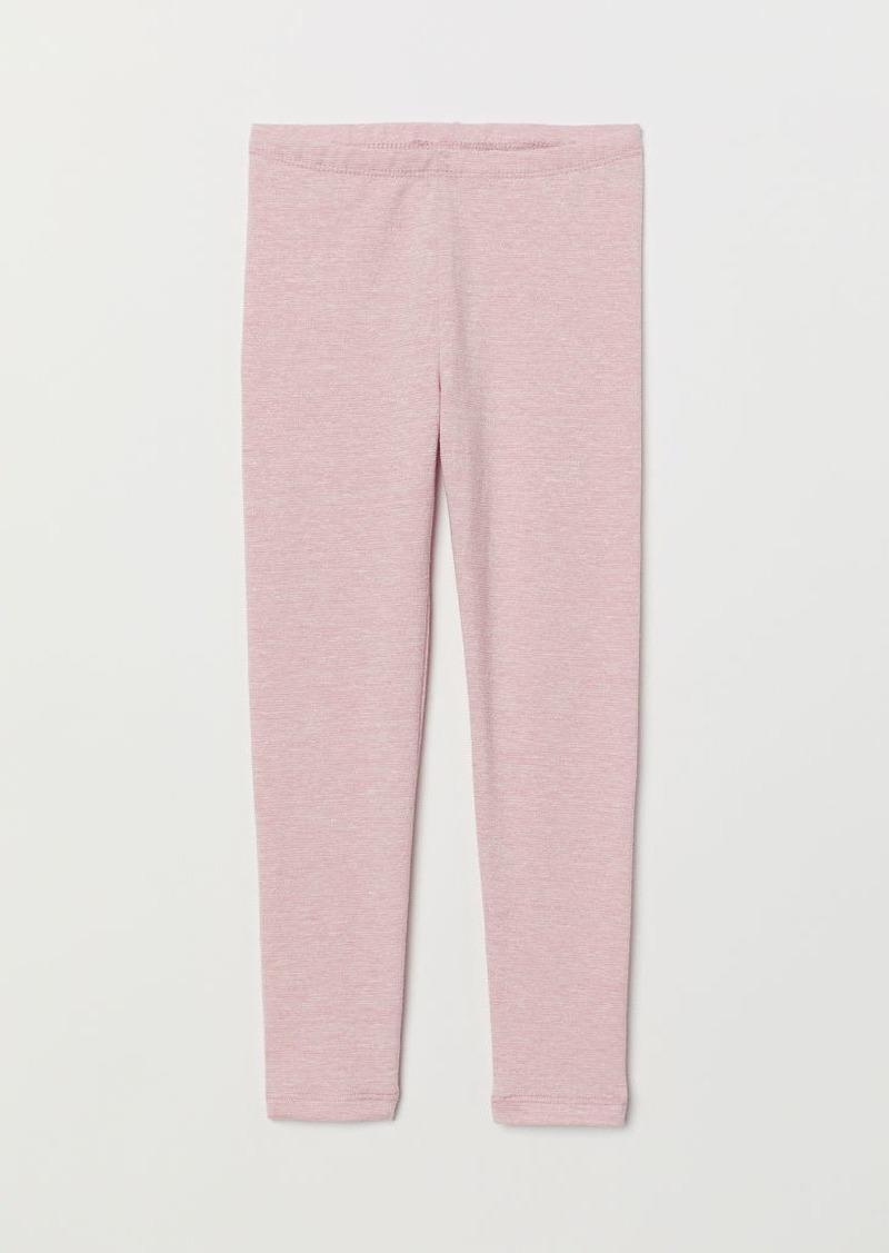 H&M H & M - Leggings - Pink