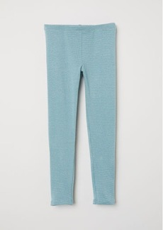 H&M H & M - Leggings - Turquoise