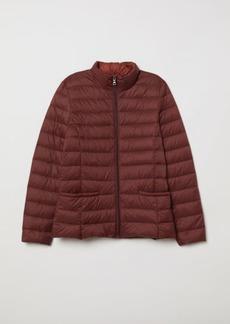 H&M H & M - Lightweight Down Jacket - Red