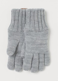 H&M H & M - Lined Gloves - Gray