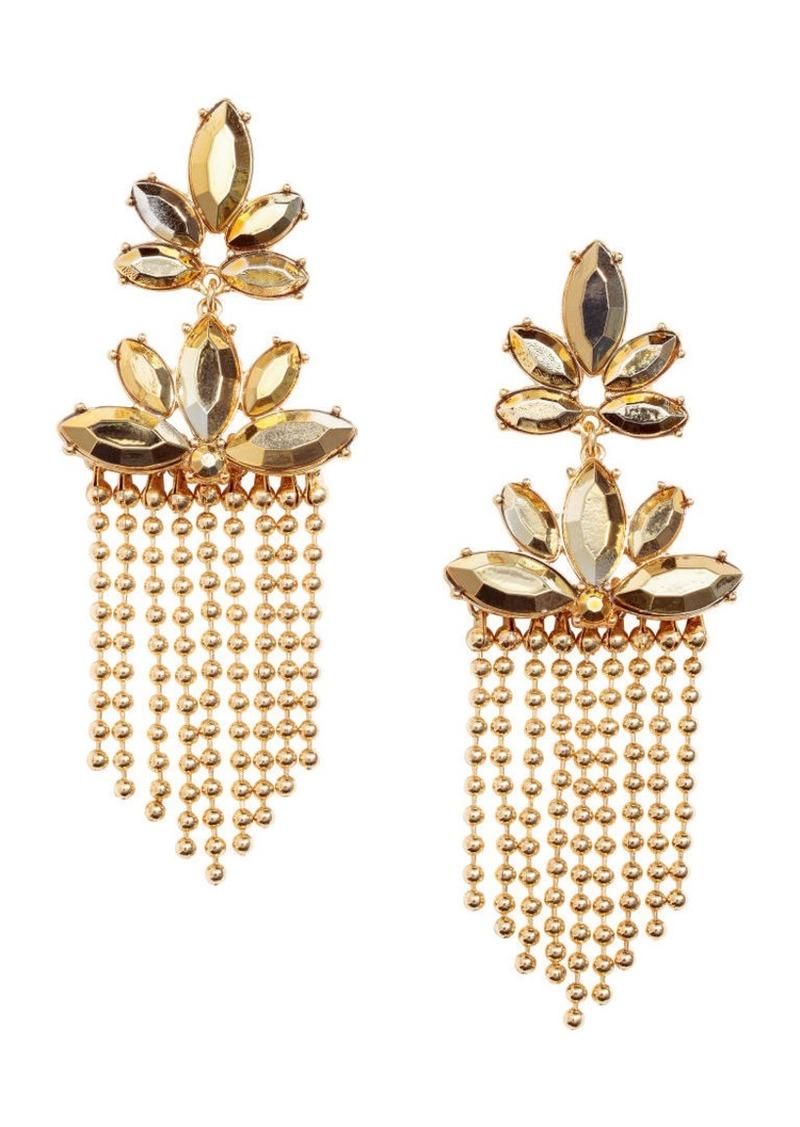 H&M H & M - Long Earrings - Gold