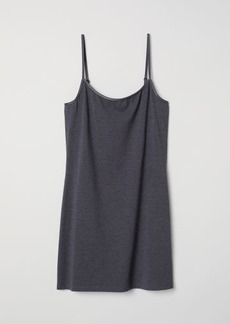 H&M H & M - Long Jersey Camisole Top - Blue