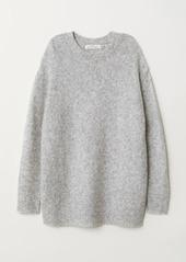 H&M H & M - Long Sweater - Gray