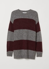 H&M H & M - Long Sweater - Red