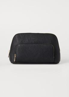 H&M H & M - Makeup Bag - Black