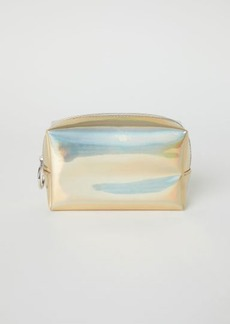 H&M H & M - Makeup Bag - Gold