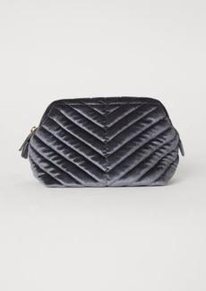 H&M H & M - Makeup Bag - Gray