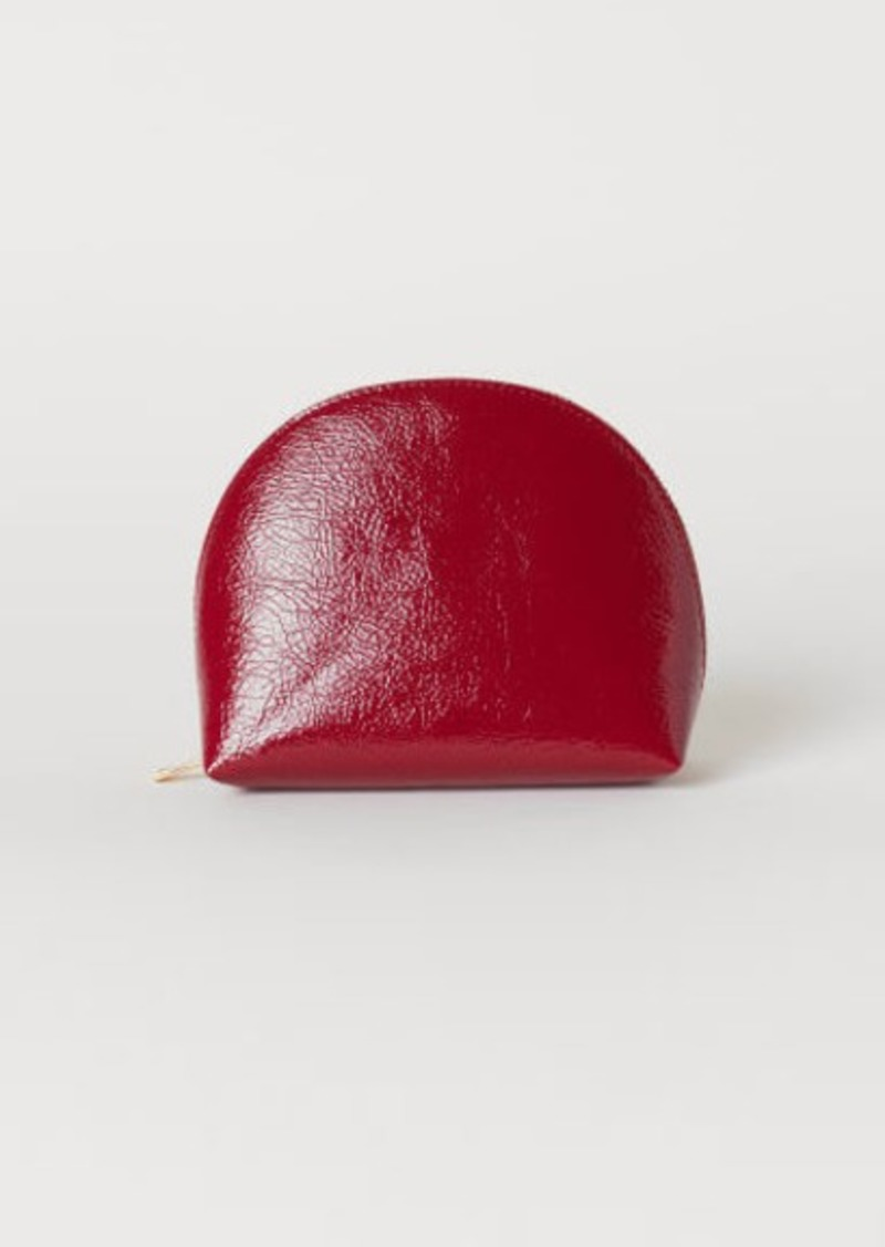 H & M - Makeup Bag - Red