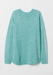 H&M H & M - MAMA Knit Sweater - Turquoise